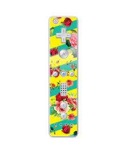 Tread Softly  - Nintendo Wii Remote Skin