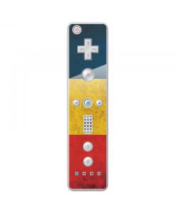 Romania - Nintendo Wii Remote Skin