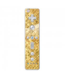 Squares - Nintendo Wii Remote Skin