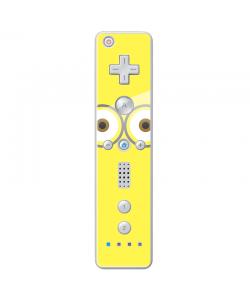 Minion Eyes - Nintendo Wii Remote Skin