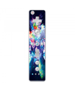 Explosive Thoughts - Nintendo Wii Remote Skin