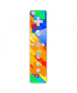 Ruby Slide - Nintendo Wii Remote Skin