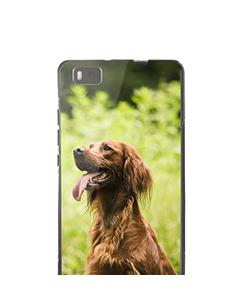 Personalizare - Huawei P8 Carcasa Transparenta Silicon