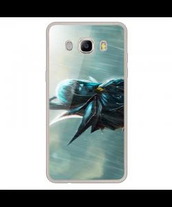 Phantom Assassin - Samsung Galaxy J7 2017 Carcasa Transparenta Silicon