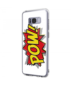 Pow - Samsung Galaxy S8 Plus Carcasa Premium Silicon