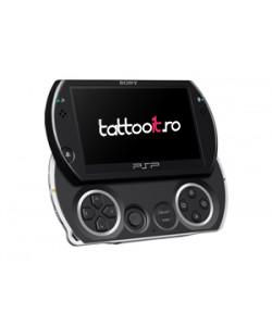 Personalizare - Sony PSP Go Skin