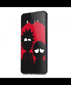 Rick and Morty - Samsung Galaxy J5 2017 Carcasa Silicon