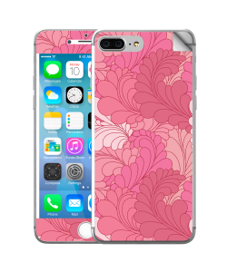 Rosy Feathers - iPhone 7 Plus / iPhone 8 Plus Skin