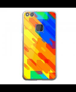Ruby Slide - Huawei P10 / P10 Lite / P10 Plus Carcasa Transparenta Silicon