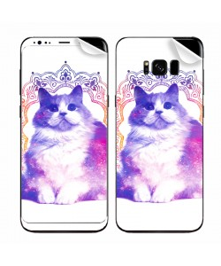 Galaxy Cat - Samsung Galaxy S8 Skin
