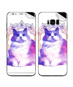 Galaxy Cat - Samsung Galaxy S8 Plus Skin
