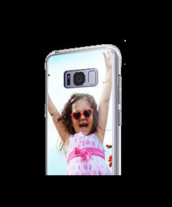 Personalizare - Samsung Galaxy S8 Plus Carcasa Premium Silicon