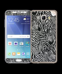 Zebra Pattern - Samsung Galaxy J5 Skin