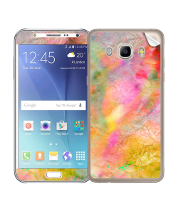 Colored Paper - Samsung Galaxy J5 Skin