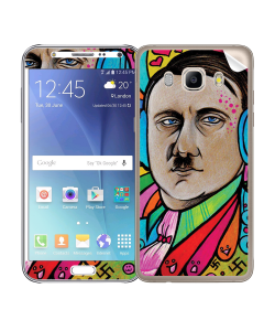 Hitler Meets Colors - Samsung Galaxy J5 Skin