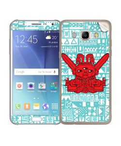 Red God - Samsung Galaxy J5 Skin
