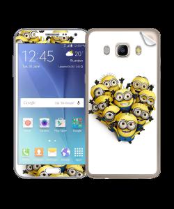 Minions Crew - Samsung Galaxy J5 Skin