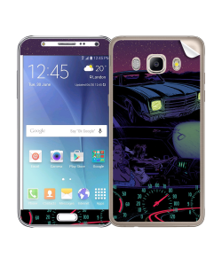 Night Ride - Samsung Galaxy J5 Skin