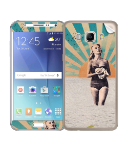 Retro Swim - Samsung Galaxy J5 Skin