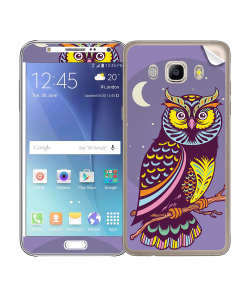 Purple Nights - Samsung Galaxy J5 Skin