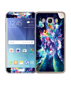 Explosive Thoughts - Samsung Galaxy J5 Skin