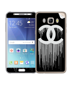 Chanel Drips - Samsung Galaxy J5 Skin