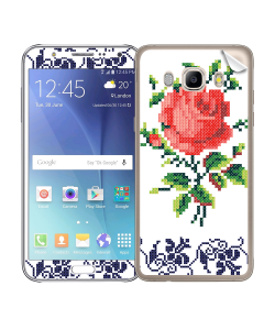 Red Rose - Samsung Galaxy J5 Skin