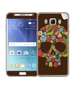 Cranium of the Earth - Samsung Galaxy J5 Skin