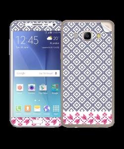 Quatrefoil - Samsung Galaxy J5 Skin
