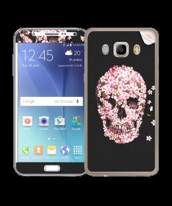 Cherry Blossom Skull - Samsung Galaxy J5 Skin