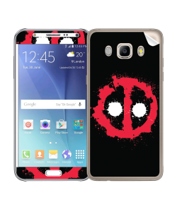 Splash Logo - Samsung Galaxy J5 Skin