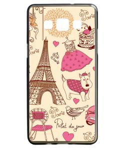 France - Samsung Galaxy A5 Carcasa Silicon