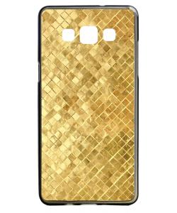 Squares - Samsung Galaxy A5 Carcasa Silicon