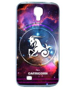 Capricorn - Universal - Samsung Galaxy S4 Carcasa Transparenta Silicon
