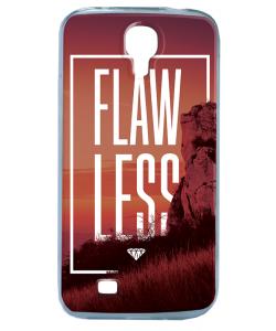 Flawless - Samsung Galaxy S4 Carcasa Transparenta Silicon
