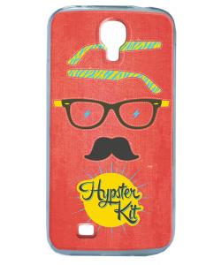 Hypster Kit - Samsung Galaxy S4 Carcasa Transparenta Silicon