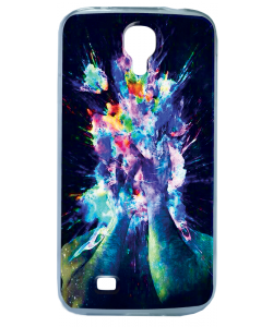 Explosive Thoughts - Samsung Galaxy S4 Carcasa Silicon