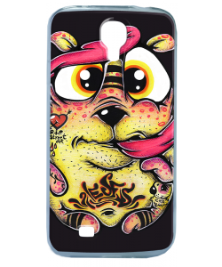 Creaturi Dragute - Lover - Samsung Galaxy S4 Carcasa Transparenta Silicon