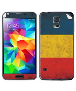 Romania - Samsung Galaxy S5 Skin