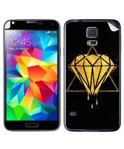 Diamond - Samsung Galaxy S5 Skin