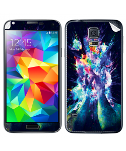 Explosive Thoughts - Samsung Galaxy S5 Skin
