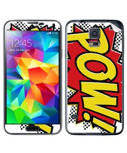 Pow - Samsung Galaxy S5 Skin
