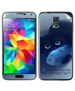 Sea Food - Samsung Galaxy S5 Skin