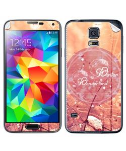 Winter Wonderland - Samsung Galaxy S5 Skin