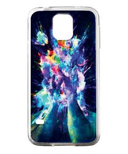 Explosive Thoughts - Samsung Galaxy S5 Mini Carcasa Silicon