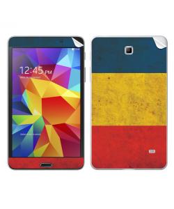 Romania - Samsung Galaxy Tab Skin
