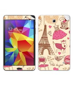 France - Samsung Galaxy Tab Skin