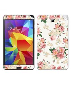 Peacefully Pink  - Samsung Galaxy Tab Skin