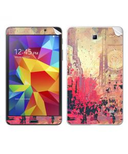 New York Time Square - Samsung Galaxy Tab Skin