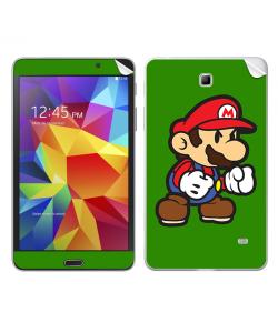 Mario One - Samsung Galaxy Tab Skin